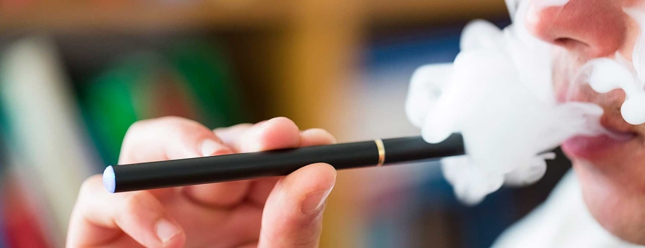 think vaping is safe? new studies show vaping can lead to oral cancer