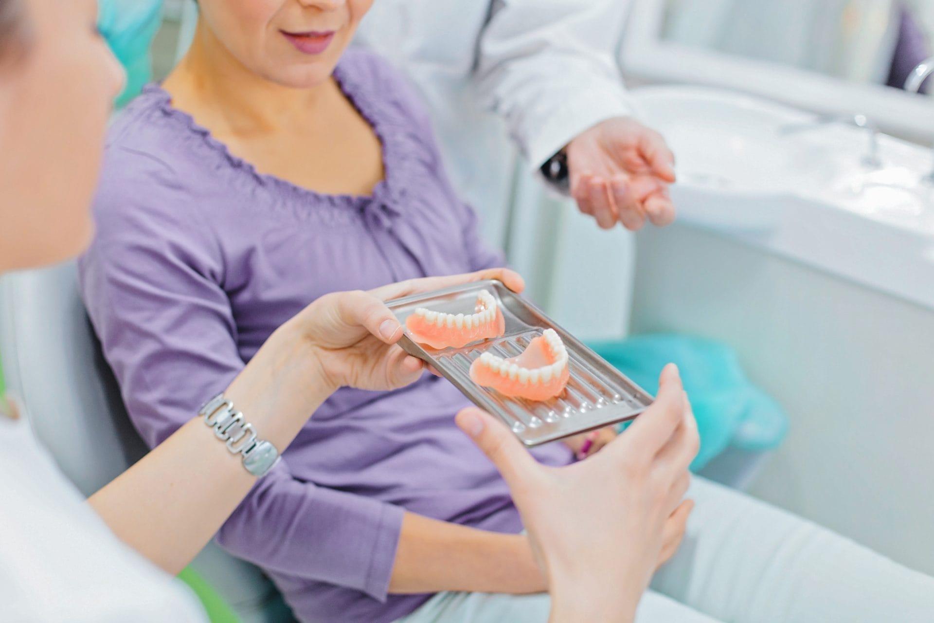 Permanent Denture Options Pros & Cons